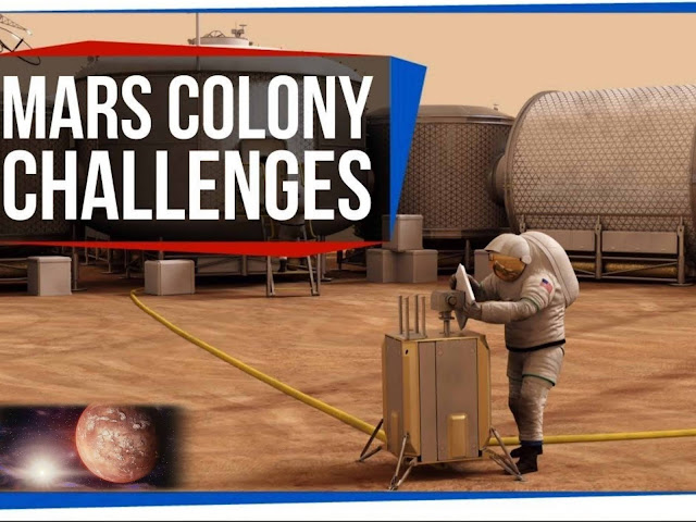 Living on Mars, 7 Reasons For Which Life On Mars Will Be Tough