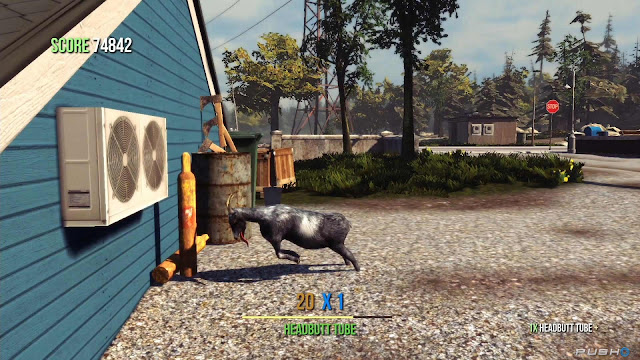 Goat Simulator Full Version