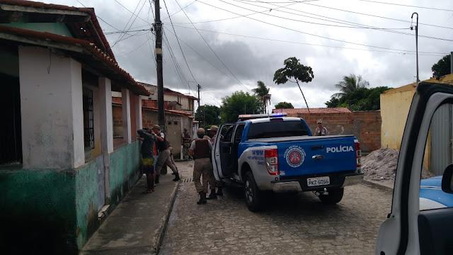 Operação São João resulta em prisões  e apreensões de arma e drogas em Santo Antônio de Jesus