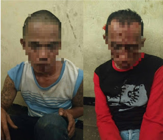 Dua Pelaku Curanmor Ditangkap di Solok, Satu Anggota Polres Sawahlunto