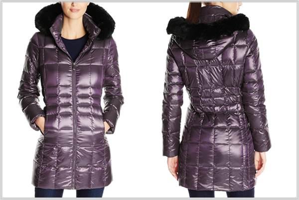 Sydney Fashion Hunter - Store - Calvin Klein Metallic Down Jacket