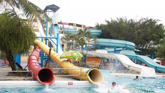 Guide to Ho Tay water park: Schedule and fare