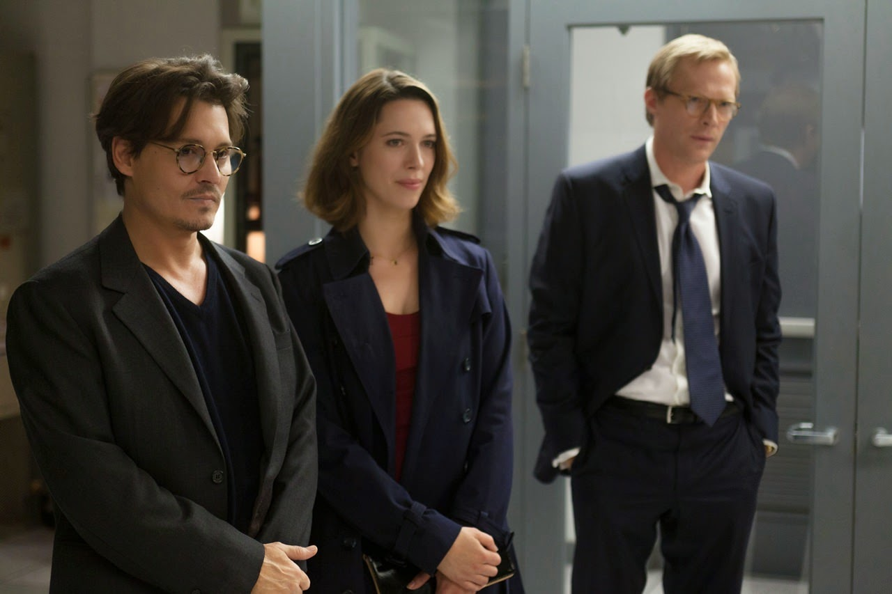 transcendence johnny depp rebecca hall paul bettany