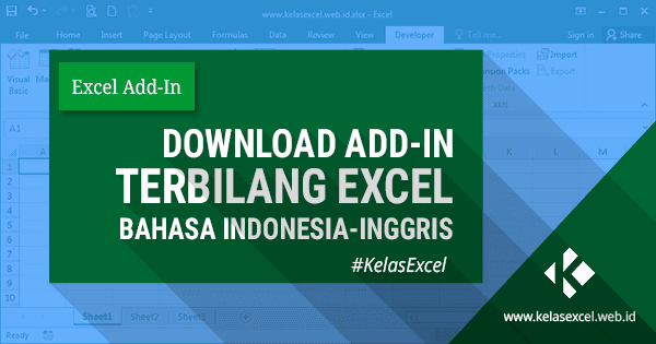 Download Add-In Terbilang Excel