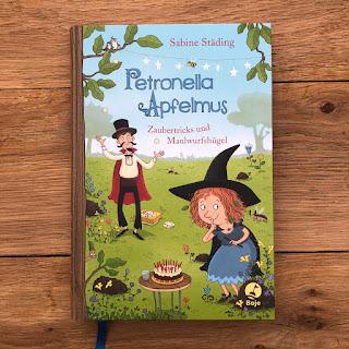 Petronella Apfelmus - Zaubertricks und Maulwurfshügel (Band 8)