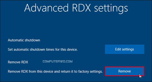 الخروج من وضع العرض بعد تفعيله - remove windows 10 demo mode