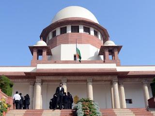 تین طلاق کی دستوری حیثیت کے سلسلہ میں مرکزی حکومت کو نوٹس جاری