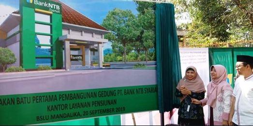 Alamat Lengkap dan Nomor Telepon Kantor Bank NTB Syariah di Dompu