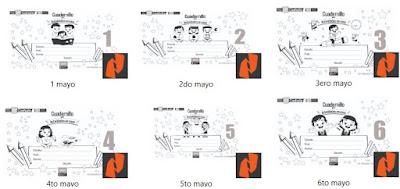 Cuadernillo de Trabajo para Actividades en Casa del Estado de Coahuila