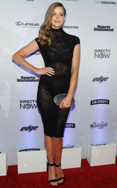 Robyn Lawley – Sports Illustrated Swimsuit Edition Launch Event