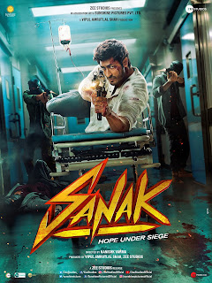Sanak Movie