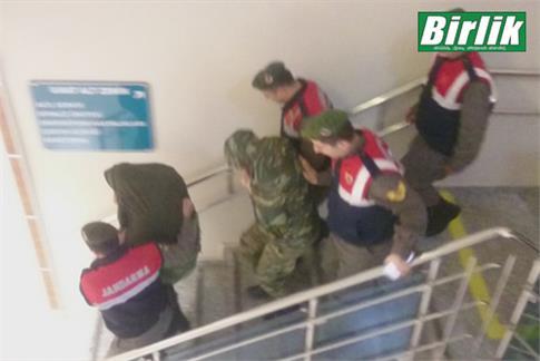 Σε δίκη για κατασκοπεία παραπέμπονται οι δύο έλληνες στρατιωτικοί που συνελήφθησαν στην Τουρκία