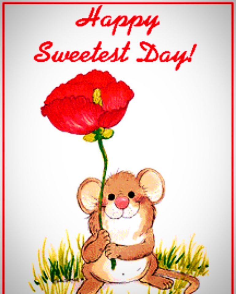 Sweetest Day Wishes Unique Image