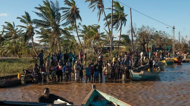 Mozambique, Zimbabwe, Malawi cyclone survivors in centre of worsening destruction: Says UN, ICRC