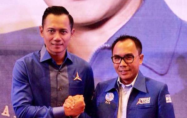 Terkait KLB Demokrat, Ketua DPC PD Waykanan : Itu KLB Abal-Abal, Kami Tetap Solid ke AHY