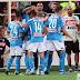 Gólgazdag mérkőzésen győzött a Napoli