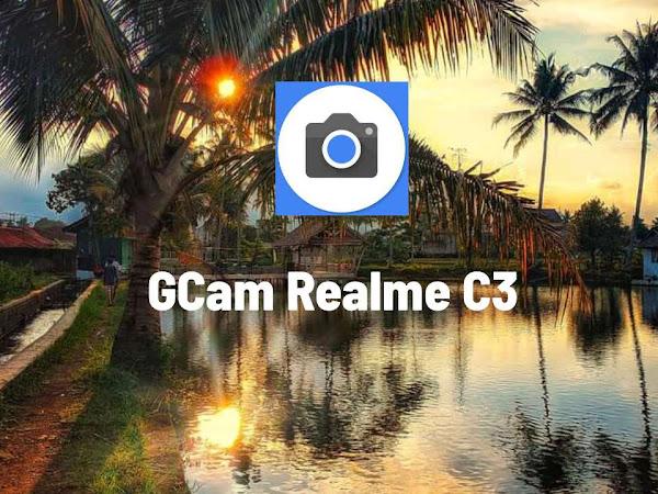 hasil foto gcam realme c3