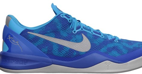 new style d0c94 1b8e8 ajordanxi Your  1 Source For Sneaker Release Dates  Nike Kobe 8 System Blue  Glow Strata Grey-Game Royal Now Available