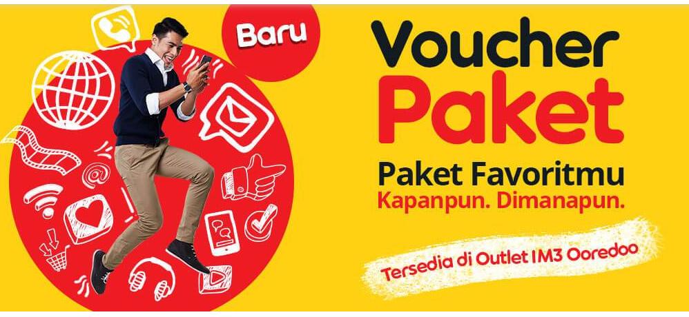 Cara Memasukan Kode Voucher Isi Ulang Paket Indosat