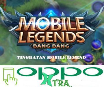 Tingkatan Mobile Legend