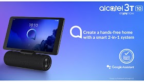Alcatel 3T 10 tablet, know all the specifications | New gadgets 2019