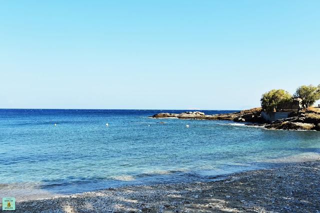 Ligaridia Beach en Naxos