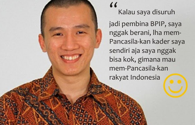 Felix Siauw Bikin Pengaku Pancasilais Mati Kutu