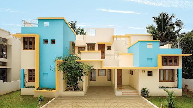 asian paint house colour design