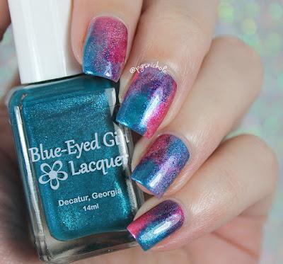 Blue-Eyed Girl Fan Favorites Seriotype