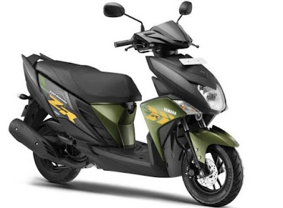 Yamaha Cygnus Ray-ZR Scooter picture