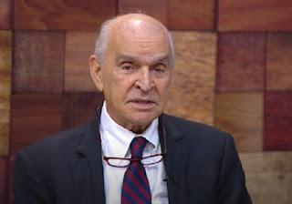 Médico Elsimar Coutinho apresenta disfunção circulatória e estado de saúde é grave