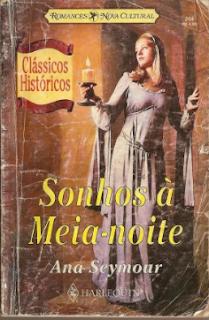 SONHOS A MEIA-NOITE - Ana Seymour
