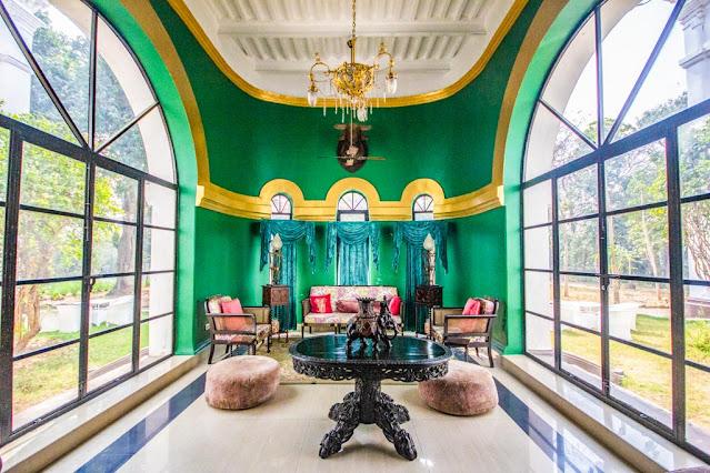 Belgadia Palace Odisha