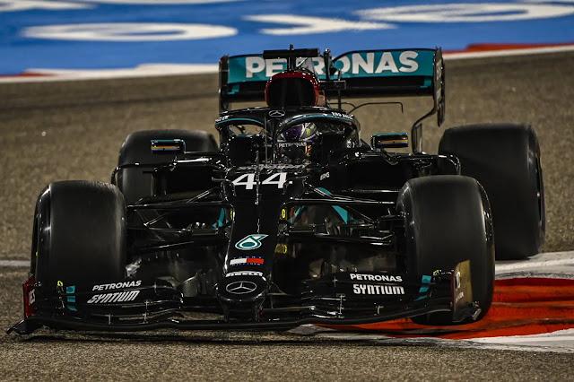 2020 Bahrain Grand Prix, Friday - LAT Images