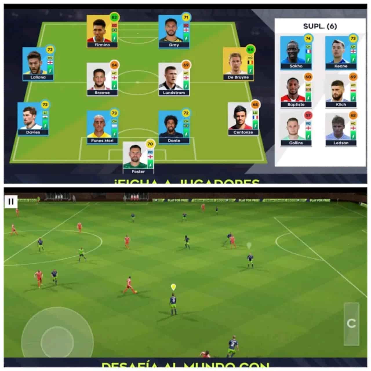 Dream League Soccer Mod Apk Unlimited Coins 2021