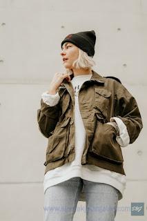 jacket atau jaket