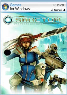 Descargar Sanctum 1 pc español por mega y google drive /