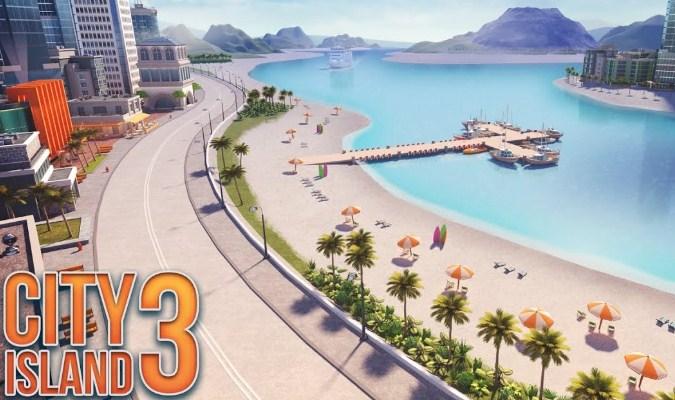Game City Building Terbaik untuk Android - City Island 3
