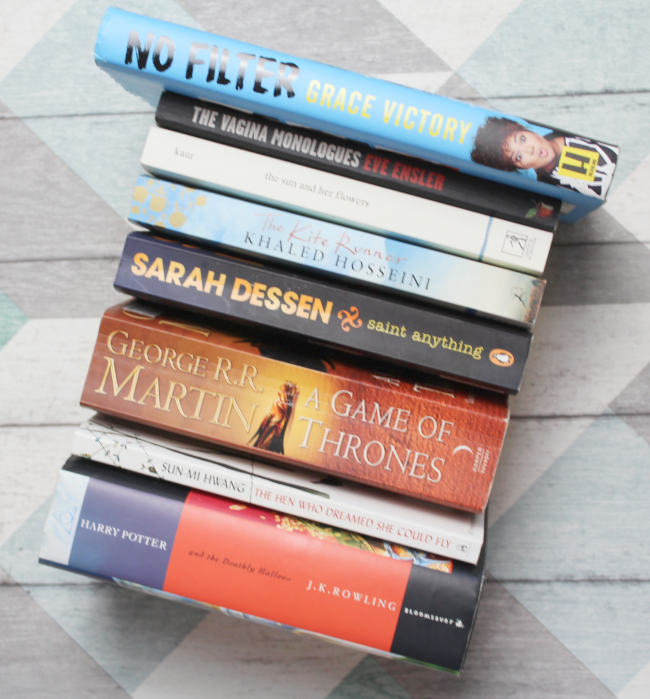 My 2019 Goodreads challenge (and an overdue 2018 roundup!)