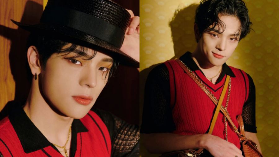 Kim Woo Jin Releases Teaser Photos for Visual Film 'Le Chocolatier'