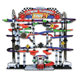 The Techno Gears Marble Mania Twin Turbo Trax Review