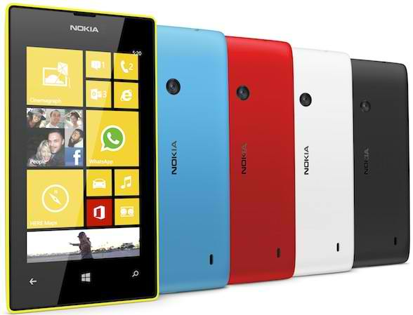 Nokia Lumia 520 now available in PH for only P 7,990