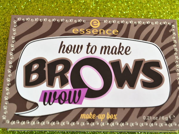 Dokonalé obočie - essence how to make brows wow