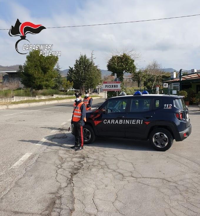 A Picerno (Pz) colpisce il padre con un bastone ferendolo: arrestato 51enne