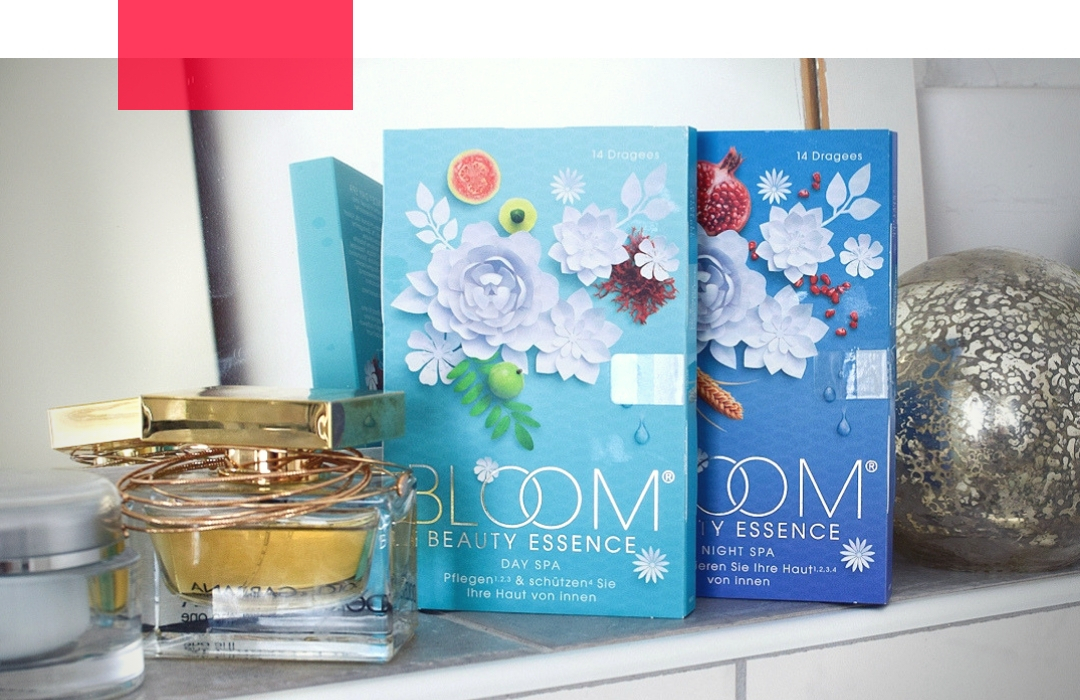Bloom Beauty Essence, neue Nahrungsergänzung im Beautyregal