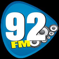 Ouvir agora Rádio 92 FM 92,1 - Guarapuava / PR