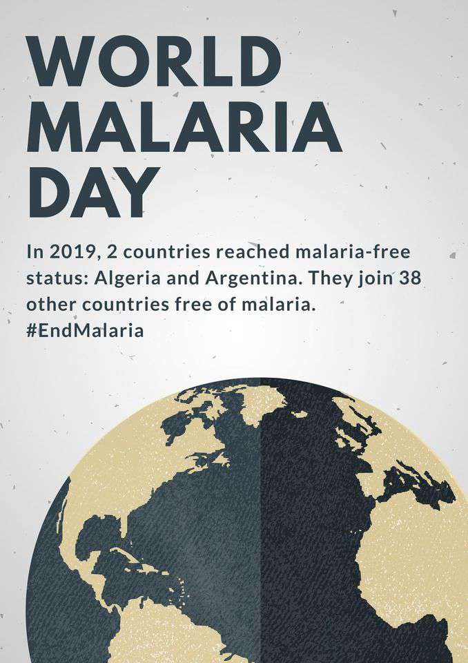 World Malaria Day Wishes Photos