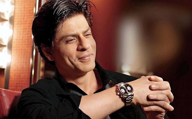 Shah Rukh Khan Cute Smiley Face HD Wallpaper
