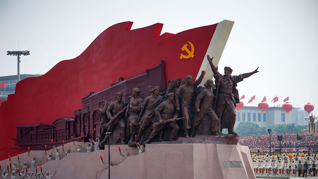 Twitter Blokir 23.000 Akun Berbau Partai Komunis China