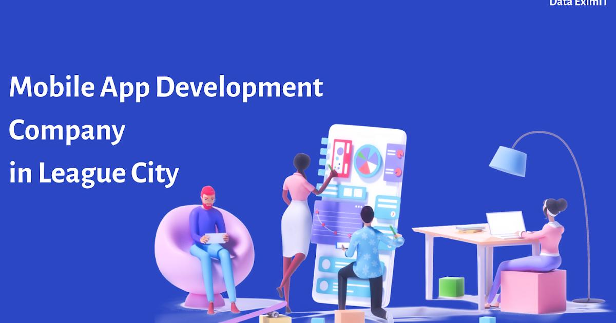 Mobile App Development Company in League City